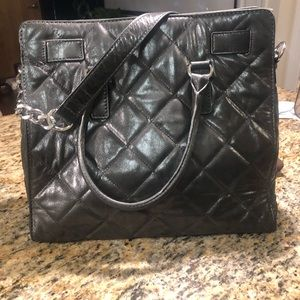Michael Kors Bags - Michael Kors Large Quilted Hamilton
